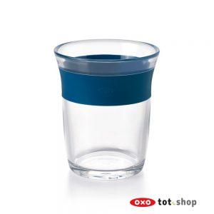 oxo-glas-blauw