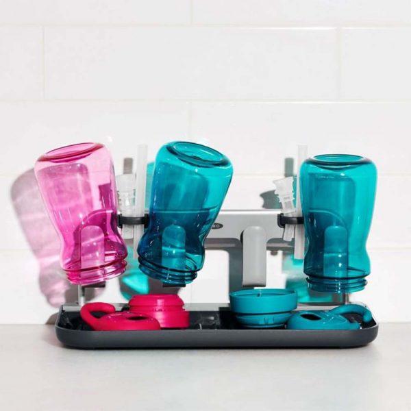 OXO Inklapbaar flessendroogrek