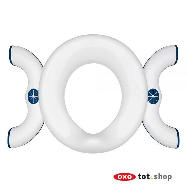 OXO 2-in-1 potty blauw