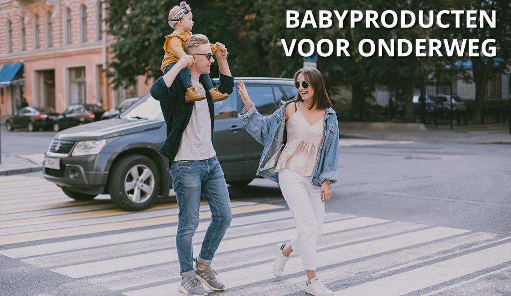 babyproducten voor onderweg