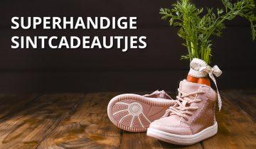Sinterklaascadeaus voor kleintjes