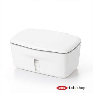 OXO babydoekjes box grijs
