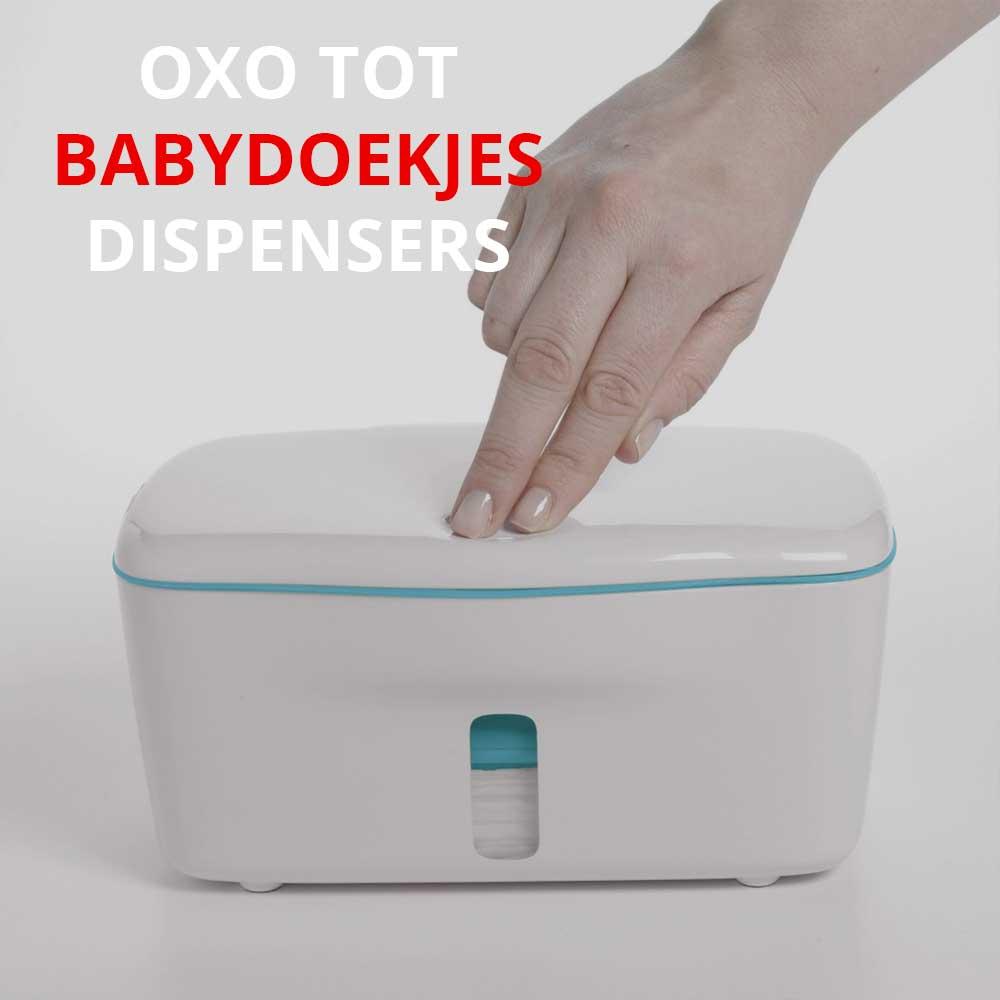 oxo-babydoekjes-dispenser