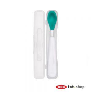 oxo-babylepel-voor-onderweg-groen