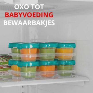 Babyvoedingsbakjes