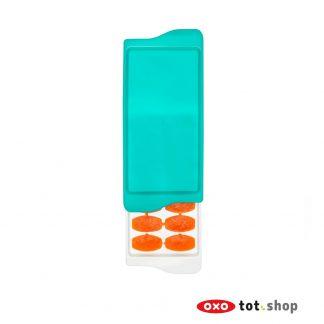 oxo-babyvoeding-diepvriesbakje-groen