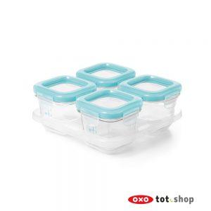 oxo-bewaarbakjes-glas-4x120