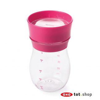 oxo-drinkbeker-roze