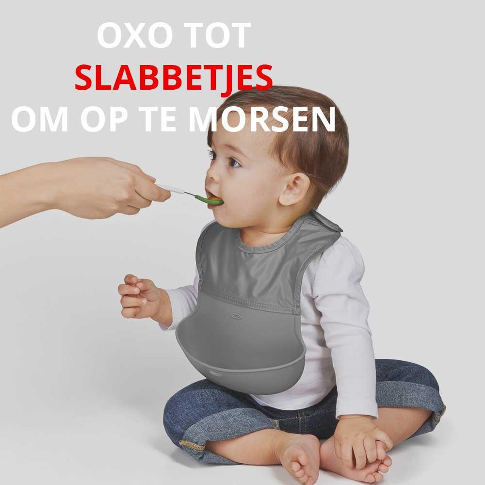 oxo-slabbetjes