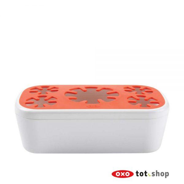 oxo-tandenborstelhouder-oranje