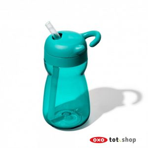 oxo tot adventure waterfles groen baby